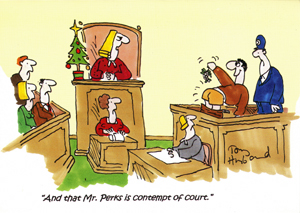 What is Contempt of Court? What are the defenses allowed in Contempt Proceeding?
