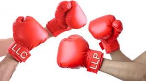 LLP vs LLC
