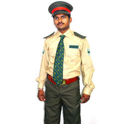 Indian security uniform