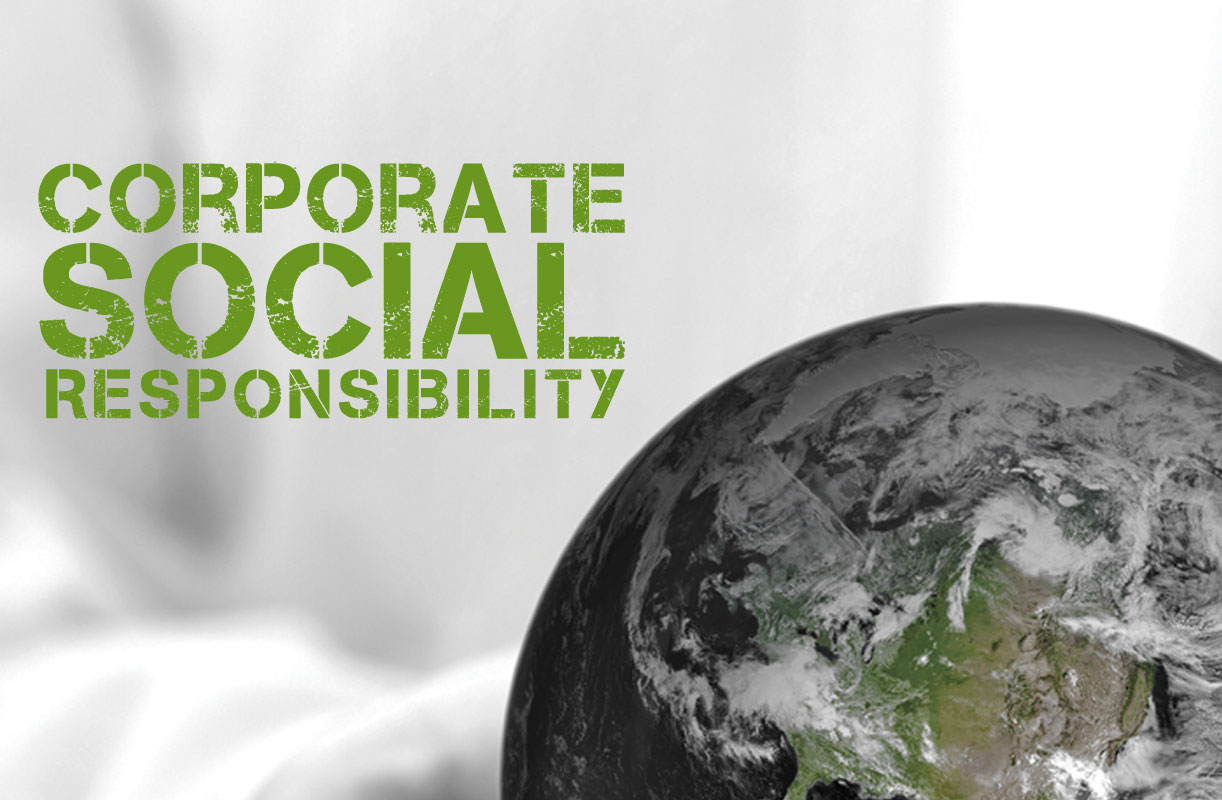 leverages corporate social responsibility Corporate social responsibility its first corporate social responsibility report, their corporate and leverages corporate-community.