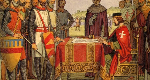 Analyzing Magna Carta: Then and Now