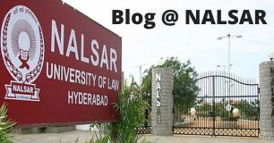 Blog @ NALSAR