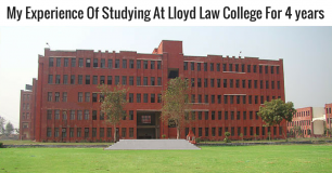 My Experience Of Studying At Lloyd Law College For 4 years