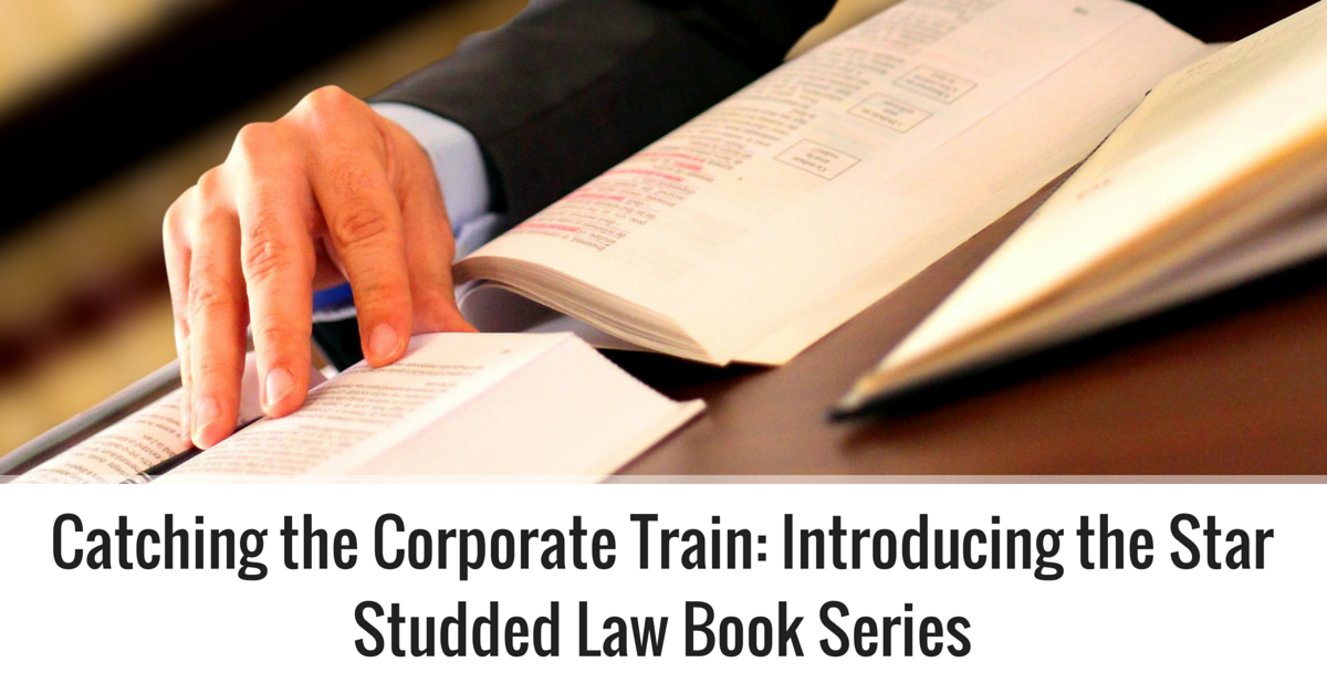 Must read books for corporate lawyers