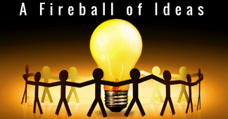 A Fireball of Ideas