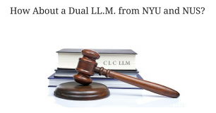How About a Dual LL.M. from NYU and NUS?
