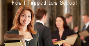 How I Topped Law School