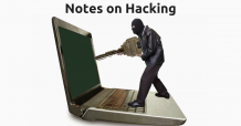 Notes on Hacking