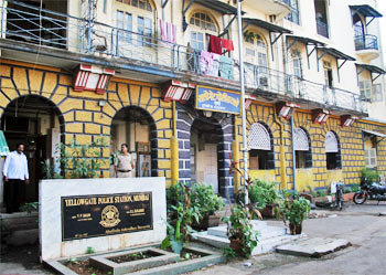 colaba police station