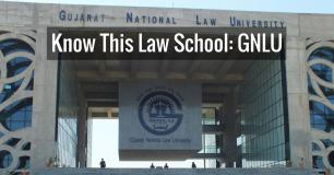 Know This Law School: GNLU