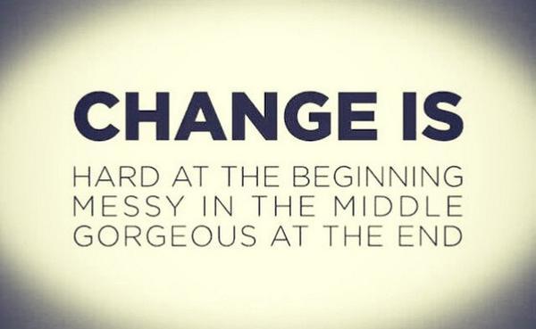 change beginning
