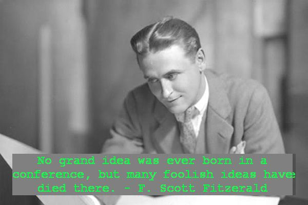f-scott-fitzgerald-on-conference-quote