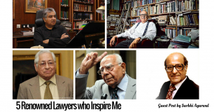 5 Renowned Lawyers Who Inspire Me - Surbhi Agarwal