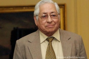 Renowned lawyer soli sorabjee