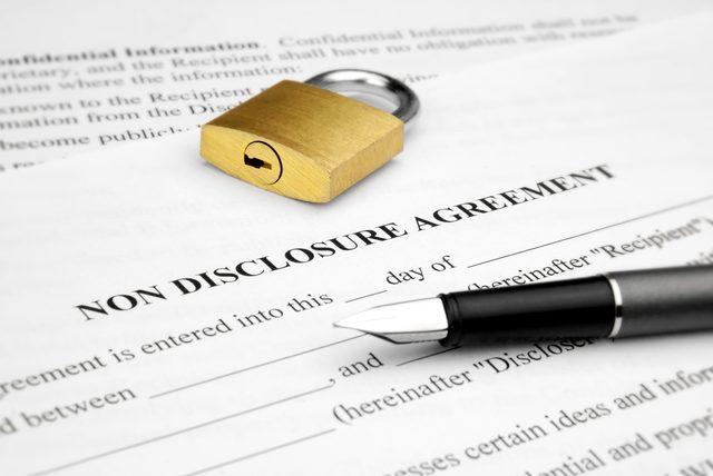 Do Non Disclosure Agreements Exploit Employees Ipleaders