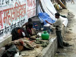 Homeless-India