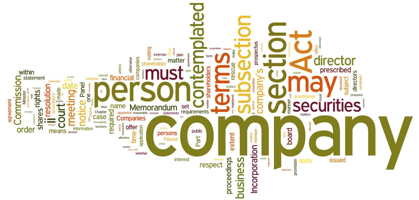 decoding the entrenchment clause as provided by the companies act