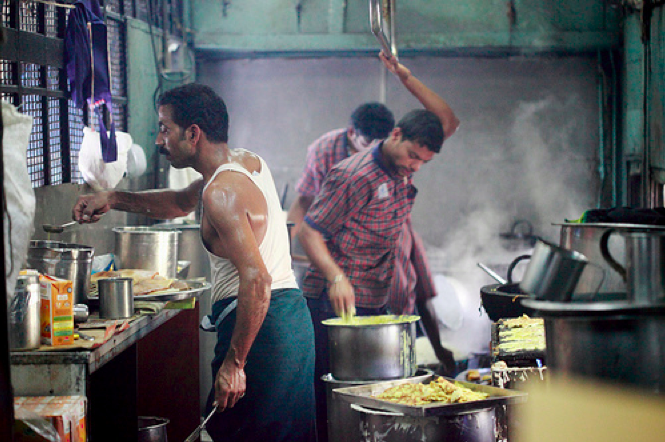 the indian food industry