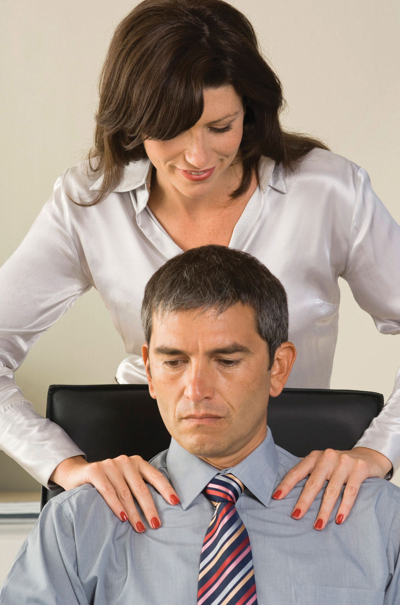 Sexual harassment of men cases
