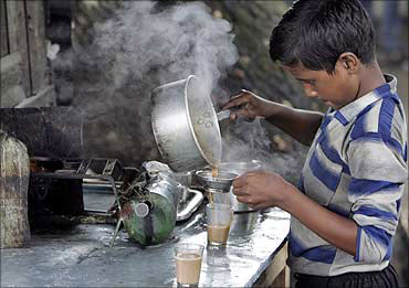 problem of child labour in india