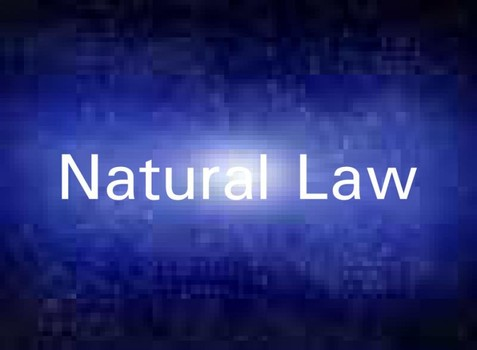 natural law influenced by positive or Natural law versus positive that profoundly influenced the later american cliché though it may be — a natural-law and natural-rights standard.