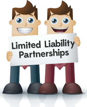 partnership and llp Limited liability partnership (llp): a form of partnership in which all partners may have some degree of limited liability limited liability limited partnership.