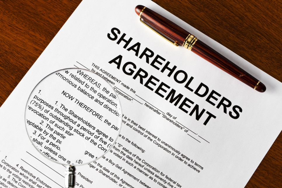 Is It Possible To Remove A Shareholder Of A Company Ipleaders