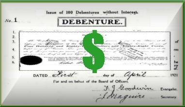 Image result for debentures
