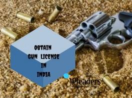 Obtain Gun License