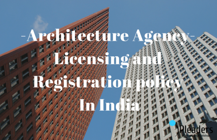 Architecture Agency Licensing and registration policy