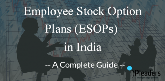 ESOPs ( Employee stock option plans) in India