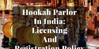 Hookah Parlor Licensing And Registration Policy in india
