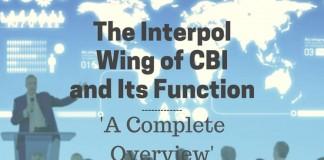 Interpol wing of cbi