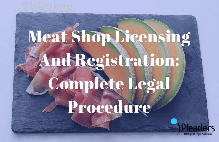 Meat shop licensing and registration complete legal guideline meat shop licensing and registration yelopaper Images