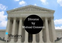 Divorce by Mutual Consent