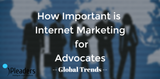 Online marketing for advocates and best practices worldwide