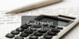 role of lawyers in Capital Market Transactions