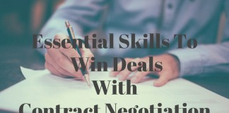 contract negotiation skills