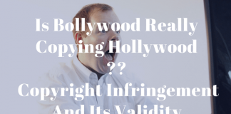 Copyright Infringement in Bollywood