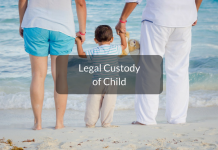legal custody of child born out of wedlock in India