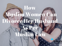 divorce for women under muslim law