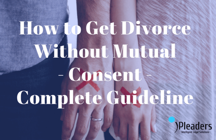 Divorce Without Mutual Consent