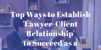 establishing lawyer-client relationship
