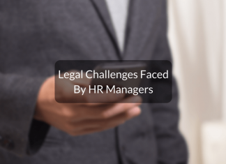legal challenges faced by HR managers