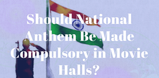National Anthem in india