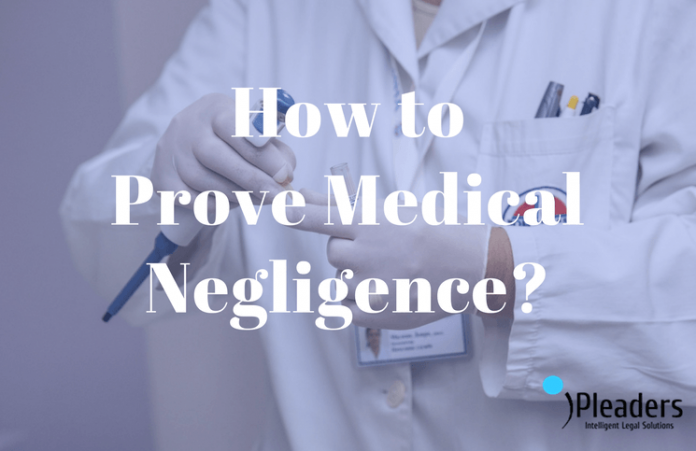 Medical Negligence case