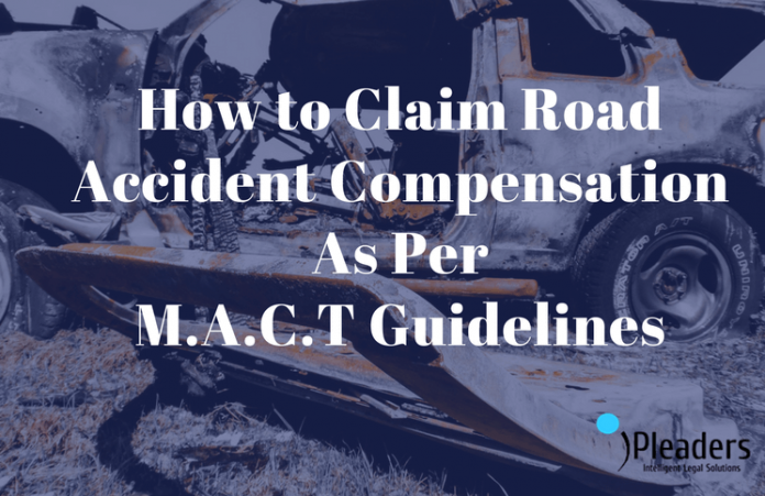 Road Accident Compensation As Per M.A.C.T Guidelines