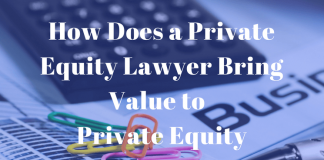 role of private equity lawyer