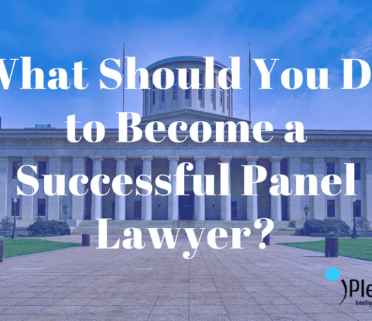 successful panel lawyer