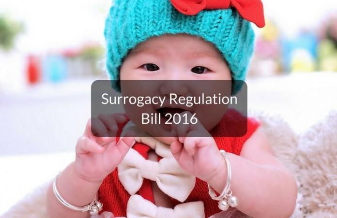 Surrogacy regulation bill 2016